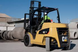 dp40 55 c nb cat lift trucks
