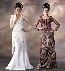 wedding dress indo sub angel wedding kebaya kebaya wedding