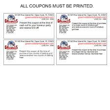 halloween city coupons mike greenwell u0027s bat a ball u0026 family fun park
