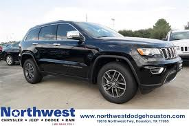 northwest jeep chrysler dodge ram 2017 jeep grand limited 4d sport utility in houston