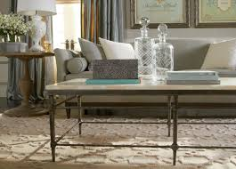 Ethan Allen Coffee Table by Vida Stone Top Coffee Table Coffee Tables