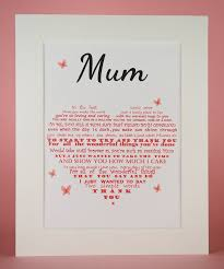 s day personalized gifts best 25 personalised mothers day gifts ideas on