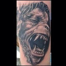 american werewolf in london american werewolf in londontattoos