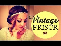 Frisuren Anleitung Mit Haarband by Vintage Frisur Mit Haarband Schnell Einfach