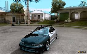 porsche jdm integra jdm for gta san andreas