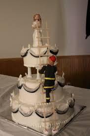 firefighter wedding cake topper firefighter wedding cake idea in 2017 wedding