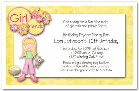 girls birthday party invitations u2013 gangcraft net