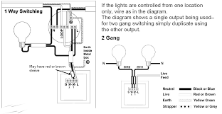 gi2dc 2 gang 60w 300w double dimmer switch 2 wire no neutral