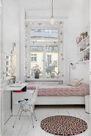 White Interior Design Ideas 25 Best Small White Bedrooms Ideas On Pinterest Small Bedroom
