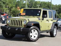 2013 jeep wrangler for sale used 2013 jeep wrangler unlimited 4wd 4dr sport carolina
