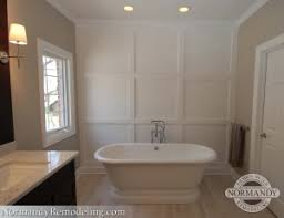 bathroom accent wall ideas accent wall ideas normandy remodeling