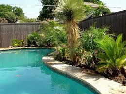 Landscape Ideas For Backyard Backyard Pool Landscaping Ideas Pool Design Ideas