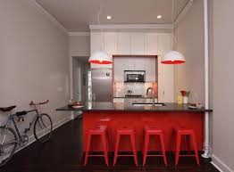 Red Kitchen Decor Ideas by Gorgeous Red Kitchen Furniture For Home Decorating Ideas With
