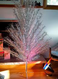 spectacular idea color wheel christmas tree 99 best aluminum trees