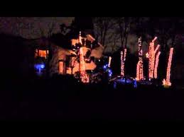 71 050 christmas lights synchronized in demarest new jersey
