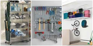 24 garage organization ideas storage solutions and tips for