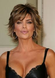 image detail for lisa rinna unknown event black dress cleavage