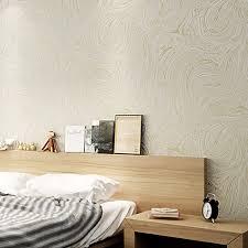 Schlafzimmer Beige Grau Weiß Beige Moderne Metallic Marmor Tapetenbahn Abstrakte