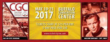 william shatner headlines guests coming to buffalo for 2nd annual