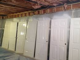 Paint Interior Doors by Spraying Doors Interior Painting Hanover Ma Proctor And