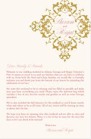 wedding wishes letter format wedding program templates and wording for indian wedding programs