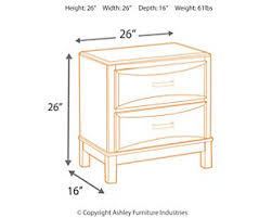 kira nightstand ashley furniture homestore