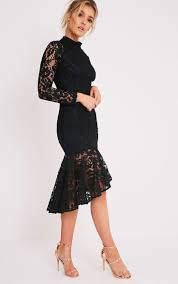 black lace dress best 25 black lace midi dress ideas on smart black