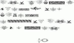 renaissance ornaments 2 premium font buy and