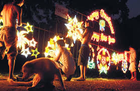 Outdoor Christmas Decor Philippines by Bright Lights