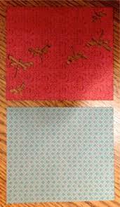 how to make a homemade scrapbook birthday card using the cricut