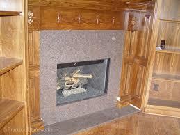 granite fireplaces precision stoneworks