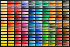 classic watercolours colour chart old holland classic colours
