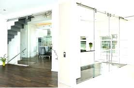 modern barn design modern barn doors toronto glass barn door modern glass barn door for