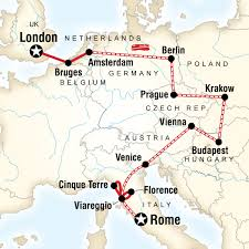 rome on a map rome to on a shoestring in italy europe g adventures