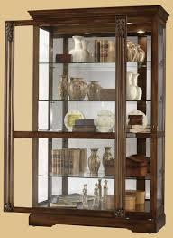 Oak Curio Cabinets Curio Cabinet Incredible Walmart Curiobinet Picture Inspirations