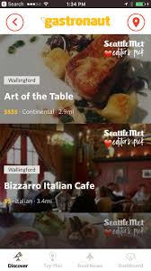 art of the table reservations oh hey meet seattle met s brand new gastronaut dining app seattle met