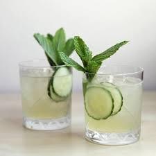 gin cocktails popsugar food