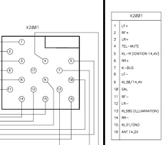 land rover discovery 2 stereo wiring diagram car radio audio