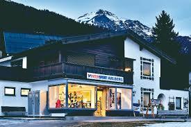intersport rent intersport arlberg nasserein at the nasserein
