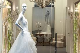 wedding dress store alberta ferretti opens bridal store global blue