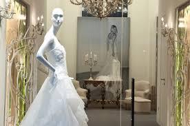 wedding dress store alberta ferretti opens bridal store global blue