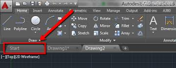 layout en autocad 2015 what s new in autocad 2016 the interface cadnotes