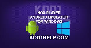 windows android emulator nox player android emulator for windows