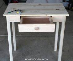 Pottery Barn Small Desk Diy Pottery Barn Inspired Small Space Desk Jaydons Room Ideas