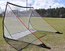 Golf Driving Nets Backyard by Optum Home Golf Net Driving Range With Ball Return Ebay