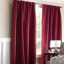 Curtains That Block Out Light Energex Blackout Curtains Save Money On Heating Electric Cost