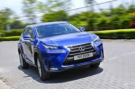 gia xe lexus s350 lexus nx impressed by its luxury emotional appearance