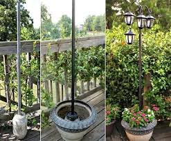 Backyard Solar Lighting Ideas 20 Cool And Easy Diy Ideas To Display Your Solar Lighting