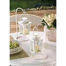 lantern wedding centerpieces 20 white wedding lantern centerpieces favors new