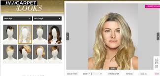 digital hairstyles on upload pictures hollywood hair virtual makeover try on celebrity hairstyles hair